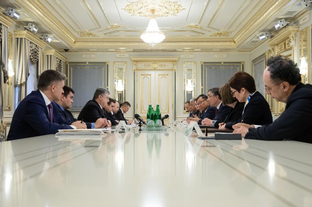 Президент України закликав країни G7 засудити та не визнавати російські вибори в окупованому Криму