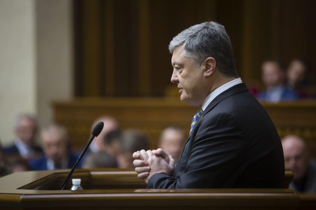 Глава держави: Все більше православних громадян хочуть мати Єдину Українську Помісну Церкву
