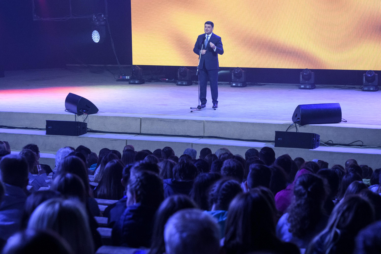 Україна може пишатися своєю наукою та обдарованою молоддю, – Глава Уряду на фіналі конкурсу Малої академії наук
