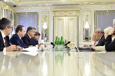 Держава ліквідує бюрократичні складнощі у соціальному захисті чорнобильців та їх сімей – Президент