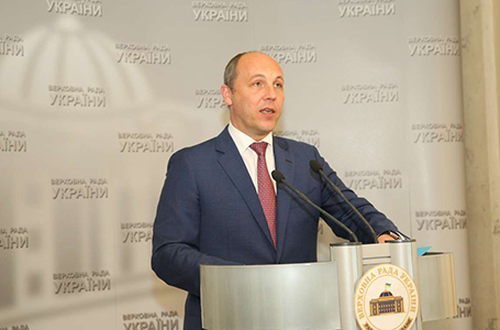 Андрій Парубій: Україна і Грузія пліч-о-пліч йдуть курсом європейської та євроатлантичної інтеграції