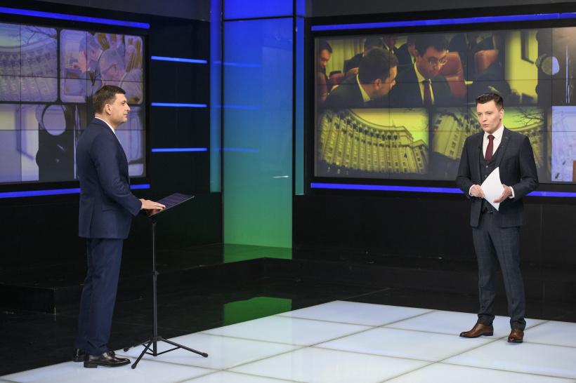 Прем'єр-міністр: Я буду боротися за успіх України