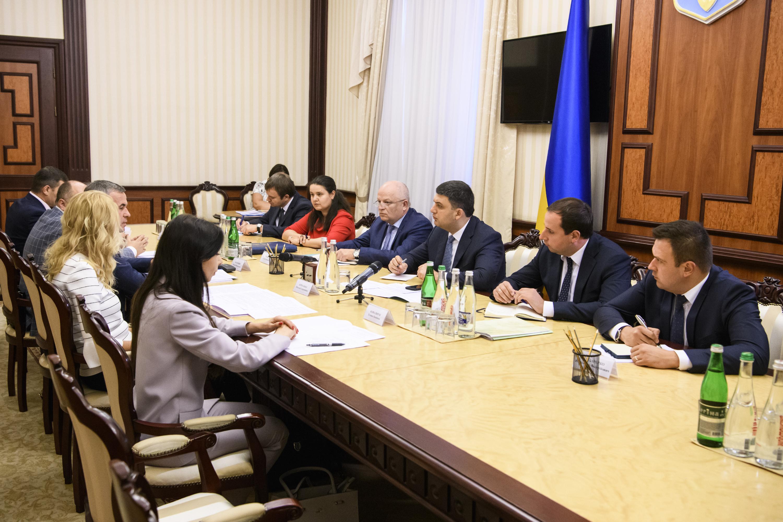Глава Уряду наполягає на якнайшвидшому старті роботи Антикорупційного суду