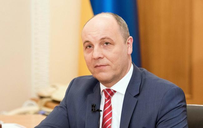 Андрій Парубій: Для України вкрай важливе виконання наших зобов'язань за Угодою про асоціацію між нашою державою та Євросоюзом