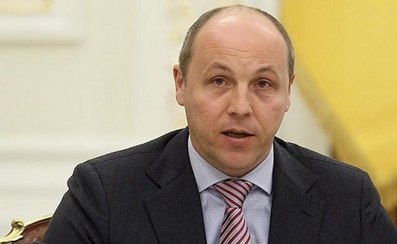 Голова Верховної Ради України Андрій Парубій розпочав візит до Литовської Республіки