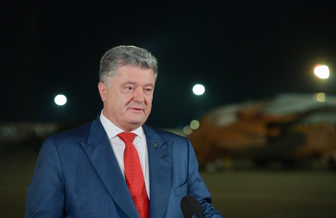 Заява Президента України у зв'язку із рішенням Синоду Вселенського Патріархату