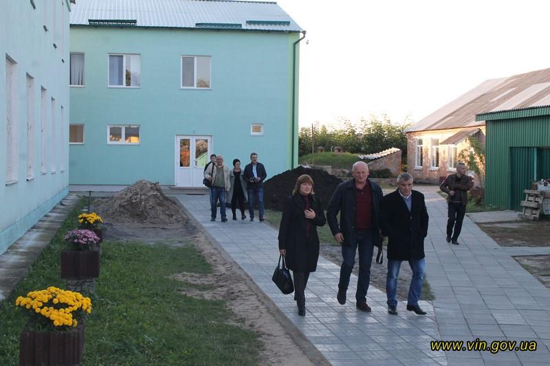 Учасники прес-туру «Моя Вінниччина» відвідали Калинівський район ... 7d919c100ad4c