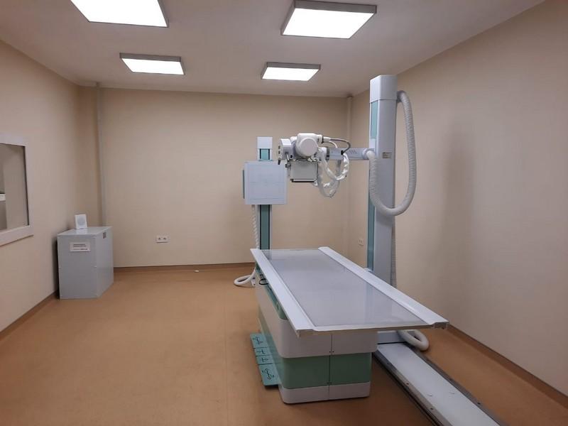 В Тульчинской центральной районной больнице заработало реконструированное приемное отделение