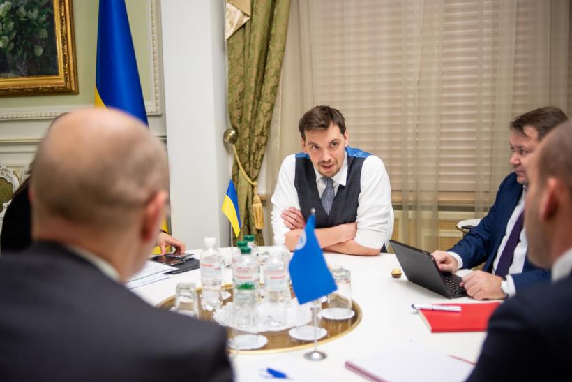 Олексій Гончарук обговорив із місією МВФ нову трирічну програму розширеного фінансування