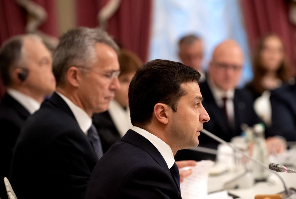 Володимир Зеленський: Не сумніваюсь у проведенні зустрічі в Нормандському форматі, якщо всі сторони цього прагнуть
