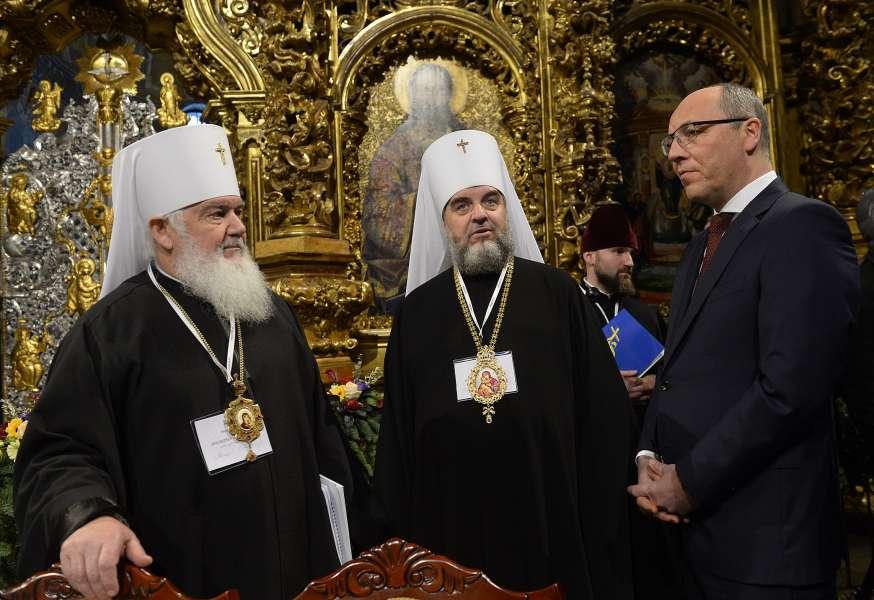 «Українська Держава - буде, Українська Церква - буде!» - Голова Верховної Ради України Андрій Парубій взяв участь у Помісному Об'єднавчому Православному Соборі